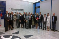 CESMA Meeting (Ljubljana, 5 May 2012)